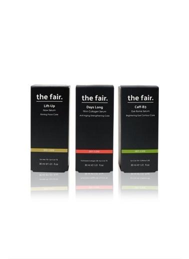 The Fair the fair. Sıkılaştıcı&Kolajen Destekli Yüz ve Göz Çevresi Peptit Set- Back to Elasticity Renksiz